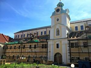 Sedlecký klášter Kutná Hora