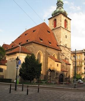 kostel sv.Jindřicha