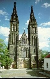 bazilika Vyšehrad