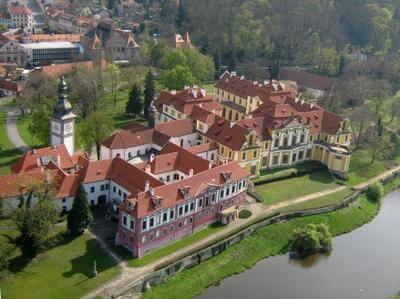 zámek Zbraslav