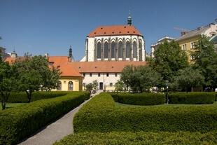 klášter Provincie bratří františkánů