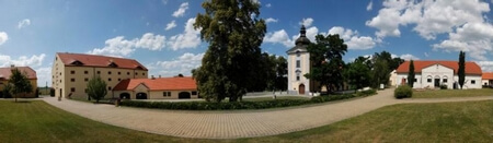 zámek Ctěnice