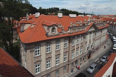 Kolowratský palác