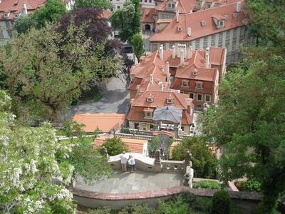 Malý Fürstenberský palác